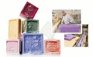 le chatelard fabriquant de savons de Marseille