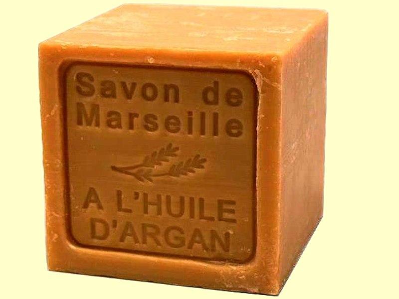 savon à l'huile d'argan