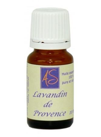 flacon de 10 ml d'huile essentielle de lavandin