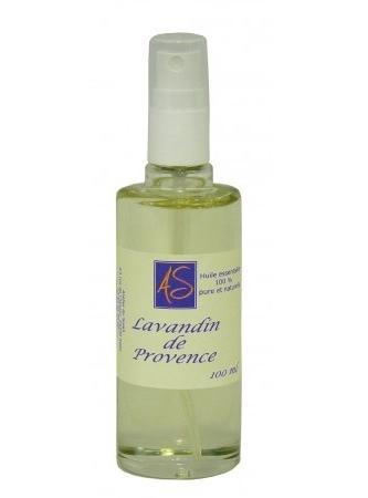 atomiseur d'huile essentielle de lavandin 100 ml