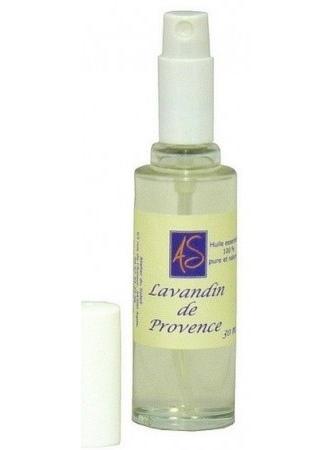 atomiseur de 30 ml d'huile essentielle de lavandin